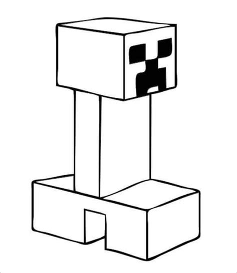 minecraft unicorn coloring page pin printable minecraft unicorn coloring pages on pinterest