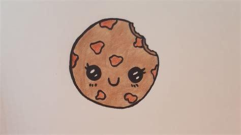 imagenes de galletas kawaii como dibujar una galleta kawaii facil paso a paso how to