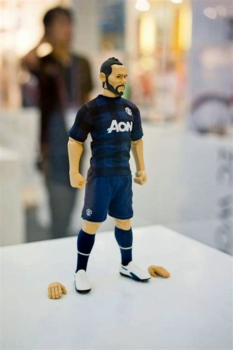 Manchester United Home 13 14 Pi manchester united 1 6 edition home kit by fools
