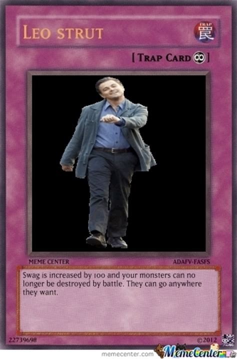 Trap Cards Meme Template by You Activated My Trap Card By Addicted Meme Center