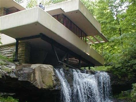 Frank Lloyd Wright's Fallingwater STRUCTURAL