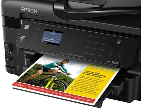 Printer Epson Workforce Wf 3520 epson workforce wf 3520 slide 2 slideshow from pcmag