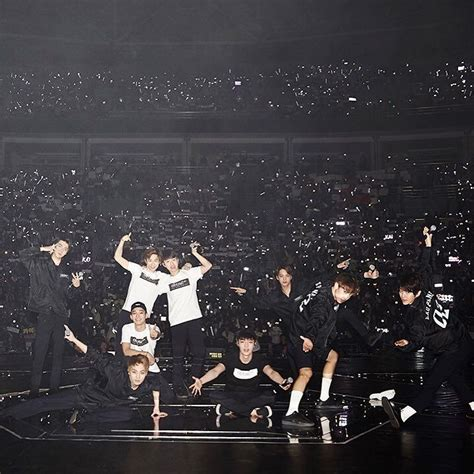 exo one and only exo concert exo we are one pinterest exo concert