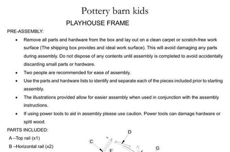 stron biz assembly instructions template
