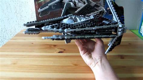 Lego 9500 Wars Sith Fury Class Interceptor lego wars 9500 sith fury class interceptor review