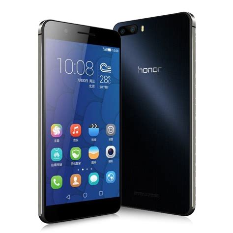 Hp Huawei Honor 6 Plus Lte huawei honor 6 plus 5 5inch android 4 4 phone 3gb 16gb fhd ogs 4g lte