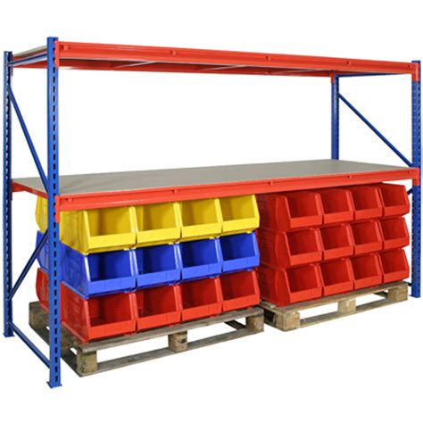 warehouse shelving racking units storage systems uk