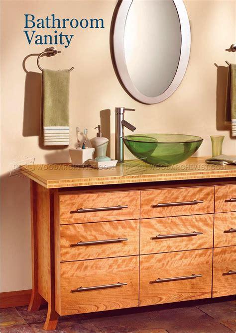 bathroom vanity plans woodworking 22 unique bathroom vanity woodworking plans egorlin com