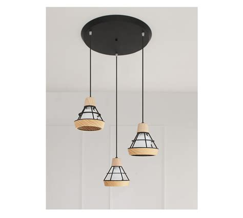 Ikea Dining Room Light Fixtures Ikea Iron Wood Pendant L Ceiling Light Fixture Cafe Bar Dining Room Couture Ebay