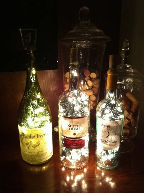 How To Make Bottle At Home Turn Glass Bottles Into Stunning Home Decor