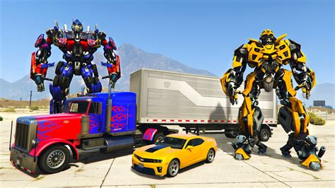 mod gta 5 transformers transformers gta 5 mods youtube