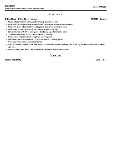 resumes for office jobs some resume formats business brochure drug