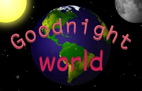goodnight world jeans applications products