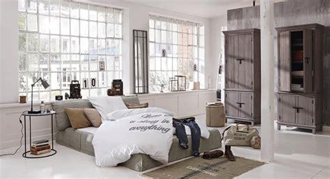 schlafzimmer mit loft loberon coming home