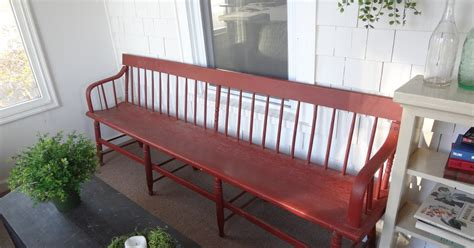 antique windsor bench heir and space an antique windsor bench