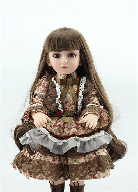 jointed doll brands aliexpress buy 2015 best birthday gift high quality