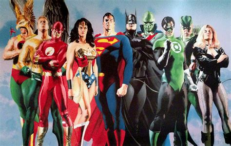 And Their Comics list of comic book characters superheroes and villains