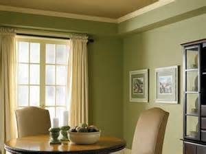 Paint Color For Dining Room Plentiful Mid Century Green Dining Room Paint Colors Wall With Rounded Table And Upholstered