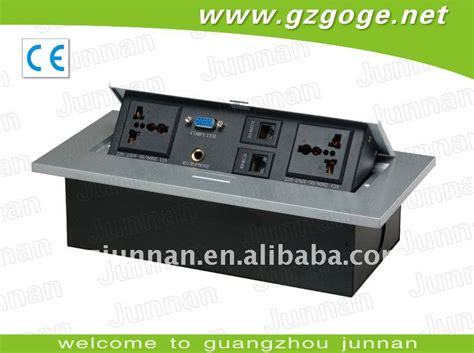 conference table data box conference table used cat5e connection box buy