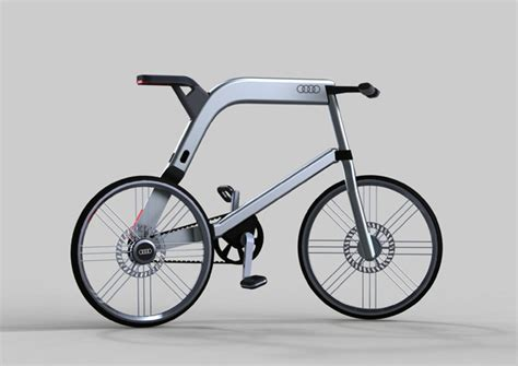 audi bicycle chill out audi electric bike 6 pic