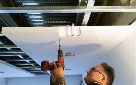 impianti a soffitto impianto parete soffitto in cartongesso