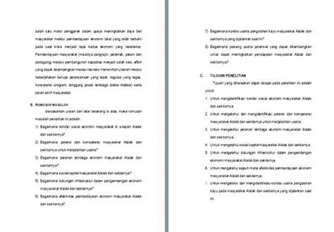 format makalah lengkap contoh makalah format laporan yang baik dan benar autos post