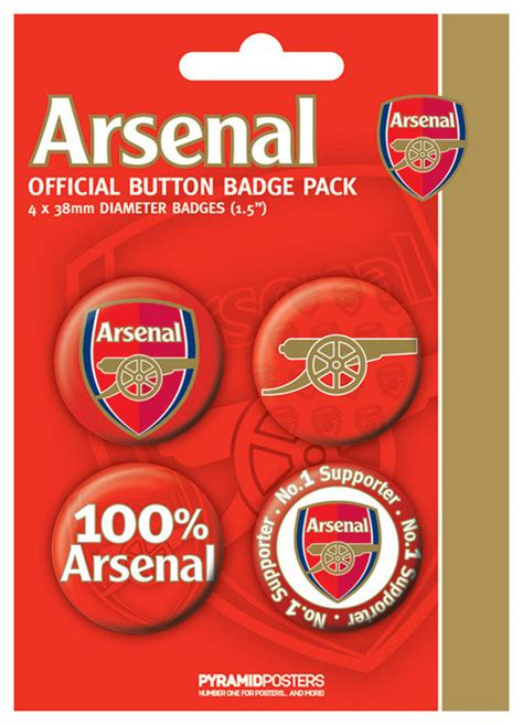 arsenal number arsenal fc number badge pack sold at abposters com