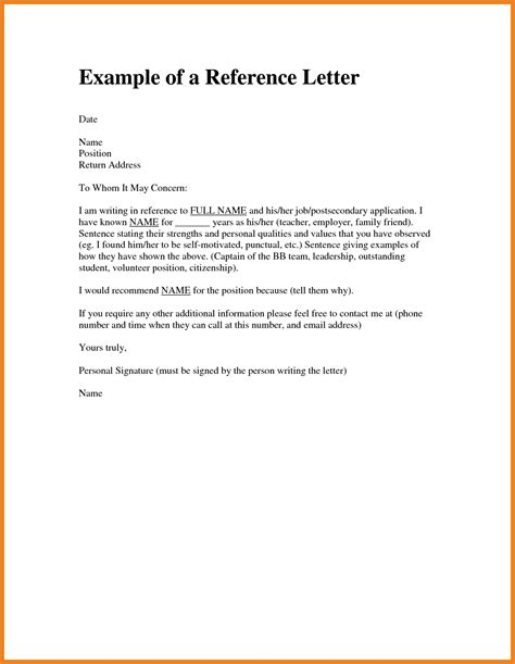 Resume Letter Sle Format by How To Write A Resume For Recommendation Letters 28