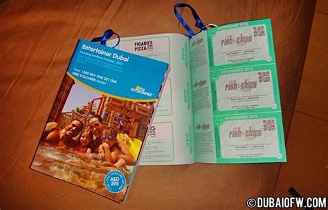 discount vouchers dubai dubai entertainer book 2017 dubai ofw