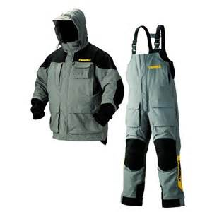 Details about frabill suit ice fishing 3 extra large xxxl new 2012