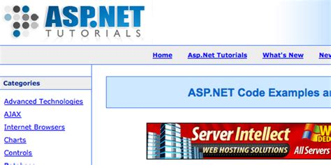 tutorial asp net programming 20 c programming resources for web developers hative
