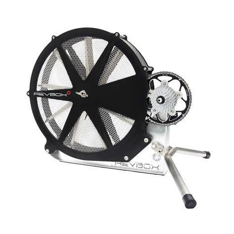 revbox erg mk  cycle trainer    running