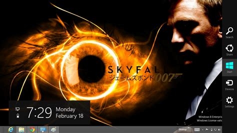 install themes by james james bond sky fall 007 windows 8 theme ouo themes