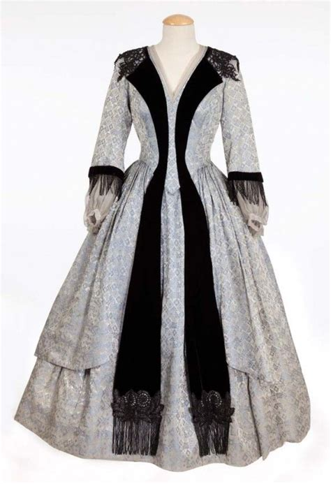 Brinna Flower Printed Dress Agatha 863 best historical costume reproductions images on