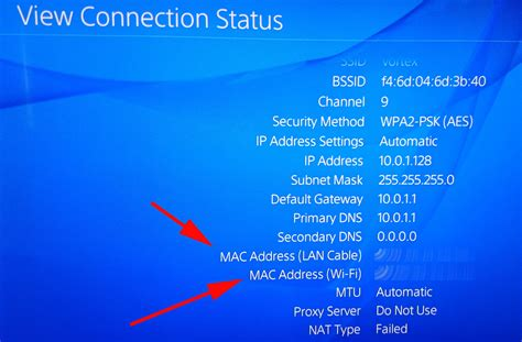 Find And Address Ps4 How To Find Mac Address Of Wifi Or Ethernet