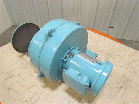 forced induction fan centrifugal blower motor