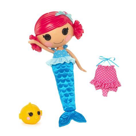 Lalaloopsy Giveaway - lalaloopsy sew magical mermaid doll review and giveaway closed