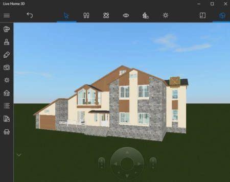 3d home design software windows 10 windows 10 3d home design app auto convert 2d floor plan