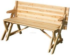 How To Make A Folding Picnic Table Bench by How To Build A Folding Picnic Table