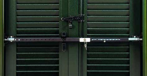 sicure per persiane costruzione sbarre di sicurezza sbarre bloccaggio porte e