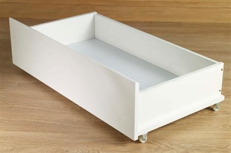 Bed Storage Drawers On Wheels by Underbed Plastic Storage Boxes Bed Bath And Beyond