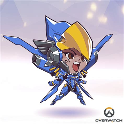 New Ow Overwatch Tracer Pharah Soldier 76 Figure Gift image cutesprayavatars pharah png overwatch wiki fandom powered by wikia