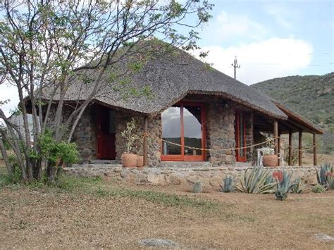 tradisionele xhosa hutte rondavel aussen picture of carmens guest house and