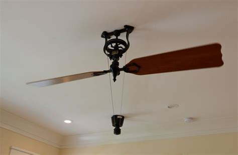 ceiling fan with pulley system 1000 ideas about pulley on ls table ls