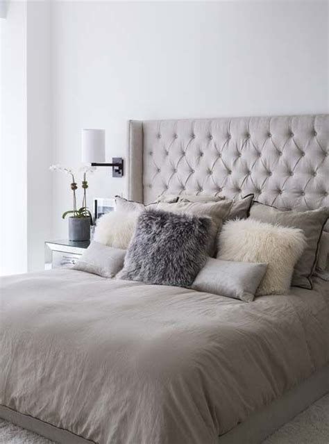 beds and pillows 30 timeless taupe home d 233 cor ideas digsdigs