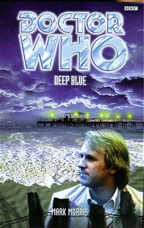 bbc cult doctor who books deep blue