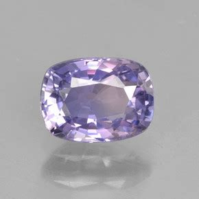 Lemon Quartz 46 17ct 1 2 carat cushion 6 8x5 1 mm pink sapphire gemstone