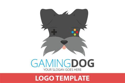 gaming logo template gaming logo template logo templates on creative market