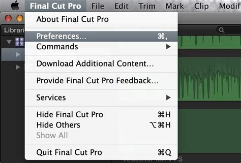 final cut pro cannot save changes to the library how an external hard drive can help make your mac fast