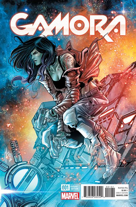 guardians in blue book ii books gamora 1 preview comics news